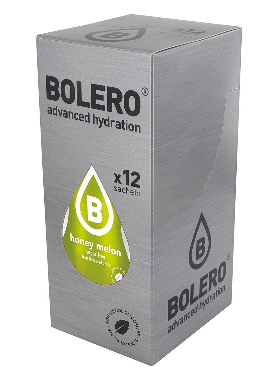 """Напиток быстрорастворимый Bolero """"Honey Melon / Сладкая дыня"""", 9 г х 12 шт ЦБ-00003147"""