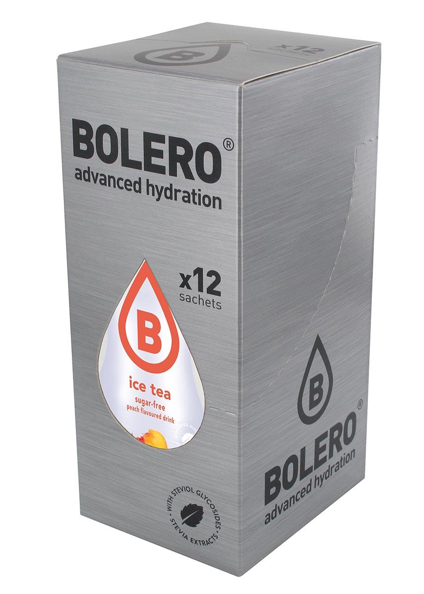 Напиток быстрорастворимый Bolero Ice Tea Peach / Холодный чай с персиком, 9 г х 12 штЦБ-00003150Что же такое Bolero Drinks? В первую очередь это - вкусовая добавка без сахара, без глютена, без жиров и углеводов. Bolero Drinks – это мгновенные напитки, которые не содержат сахар, не содержат лактозы, не содержат консервантов, не содержат глютен, не содержат искусственных вкусовых и цветообразующих добавок!!!!!!! Каждый пакетик Bolero Drinks на Стивии весит 9 г, и его достаточно, чтобы подготовить 1,5-2 литра сока, в зависимости от вашего желания. Эти маленькие пакетики очень удобно носить с собой, и подготовка натурального напитка проста - просто добавьте в 1,5-2 литра холодной воды и размешайте. Но Bolero Drinks – это не только напитки. Это великолепное дополнение к каше, творогу и другим субстанциям. Состав: Без добавления ГМО. Не содержит Глютен, без сахара. Кислоты: лимонная кислота, яблочная кислота, мальтодекстрин; ароматические и вкусовые вещества; L-аскорбиновая кислота. Натуральные ароматизаторы и подсластители: ацесульфам К,...