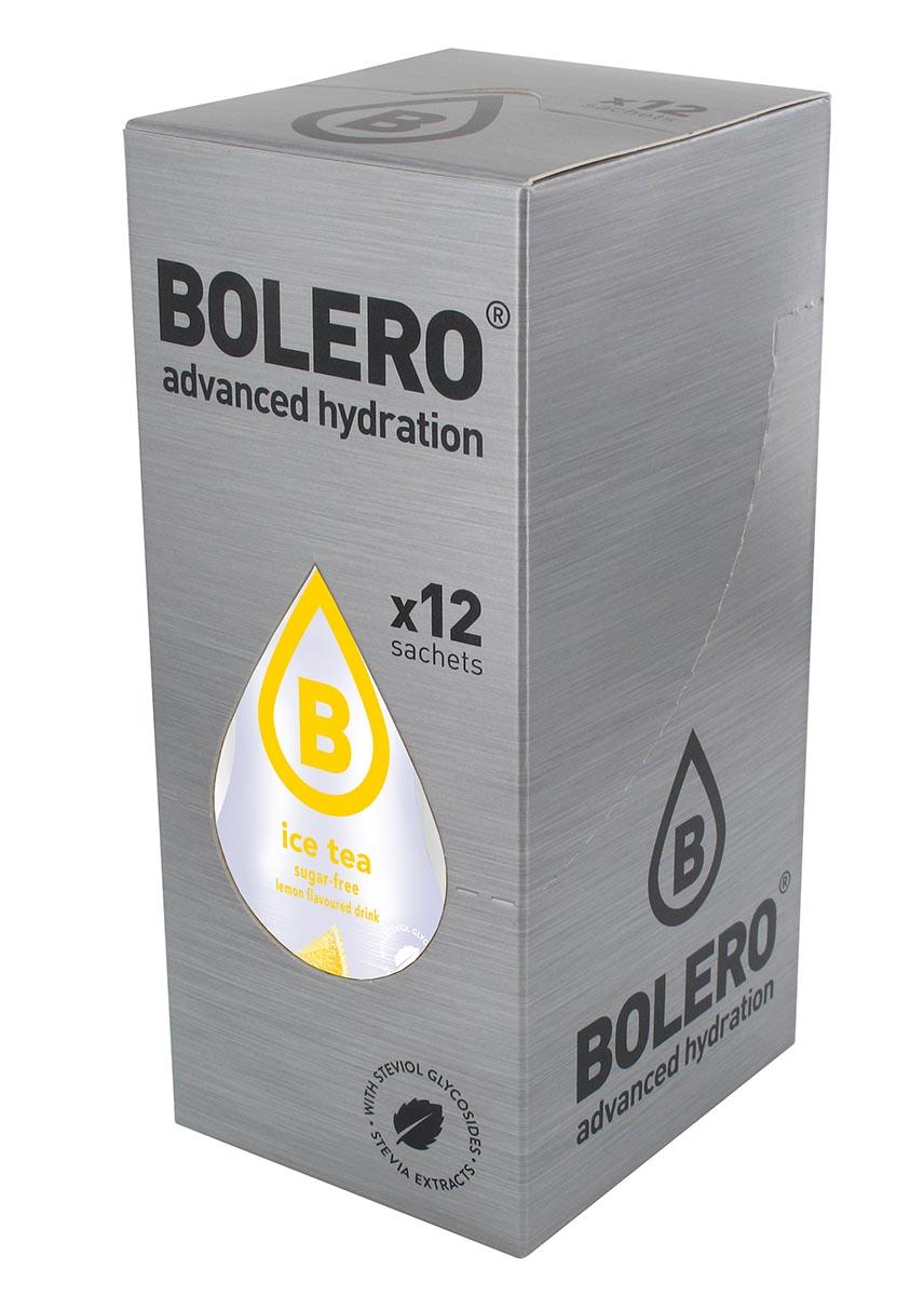 Напиток быстрорастворимый Bolero Ice Tea Lemon / Холодный чай с лимоном, 9 г х 12 штЦБ-00003151Что же такое Bolero Drinks? В первую очередь это - вкусовая добавка без сахара, без глютена, без жиров и углеводов. Bolero Drinks – это мгновенные напитки, которые не содержат сахар, не содержат лактозы, не содержат консервантов, не содержат глютен, не содержат искусственных вкусовых и цветообразующих добавок!!!!!!! Каждый пакетик Bolero Drinks на Стивии весит 9 г, и его достаточно, чтобы подготовить 1,5-2 литра сока, в зависимости от вашего желания. Эти маленькие пакетики очень удобно носить с собой, и подготовка натурального напитка проста - просто добавьте в 1,5-2 литра холодной воды и размешайте. Но Bolero Drinks – это не только напитки. Это великолепное дополнение к каше, творогу и другим субстанциям. Состав: Без добавления ГМО. Не содержит Глютен, без сахара. Кислоты: лимонная кислота, яблочная кислота, мальтодекстрин; ароматические и вкусовые вещества; L-аскорбиновая кислота. Натуральные ароматизаторы и подсластители: ацесульфам К,...