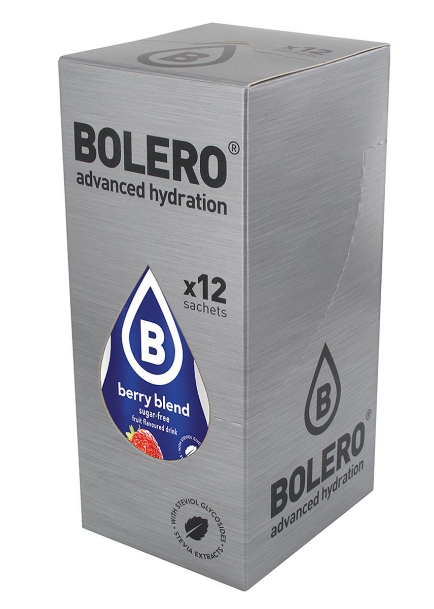 "Напиток быстрорастворимый Bolero ""Berry Bland / Берри фрукты"", 9 г х 12 шт ЦБ-00003160"