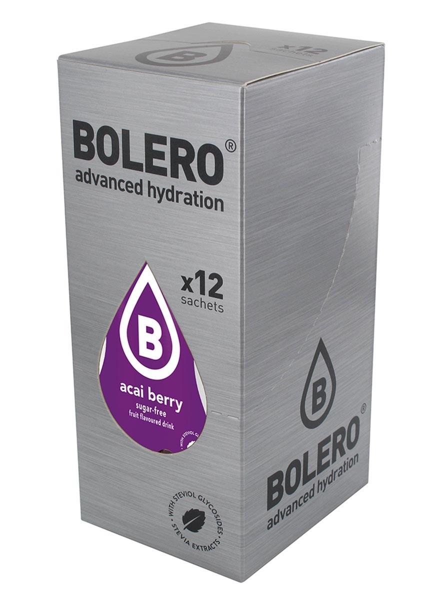 Напиток быстрорастворимый Bolero Acai Berry / Ягоды асайот, 9 г х 12 штЦБ-00003657Что же такое Bolero Drinks? В первую очередь это - вкусовая добавка без сахара, без глютена, без жиров и углеводов. Bolero Drinks – это мгновенные напитки, которые не содержат сахар, не содержат лактозы, не содержат консервантов, не содержат глютен, не содержат искусственных вкусовых и цветообразующих добавок!!!!!!! Каждый пакетик Bolero Drinks на Стивии весит 9 г, и его достаточно, чтобы подготовить 1,5-2 литра сока, в зависимости от вашего желания. Эти маленькие пакетики очень удобно носить с собой, и подготовка натурального напитка проста - просто добавьте в 1,5-2 литра холодной воды и размешайте. Но Bolero Drinks – это не только напитки. Это великолепное дополнение к каше, творогу и другим субстанциям. Состав: Без добавления ГМО. Не содержит Глютен, без сахара. Кислоты: лимонная кислота, яблочная кислота, мальтодекстрин; ароматические и вкусовые вещества; L-аскорбиновая кислота. Натуральные ароматизаторы и подсластители: ацесульфам К,...
