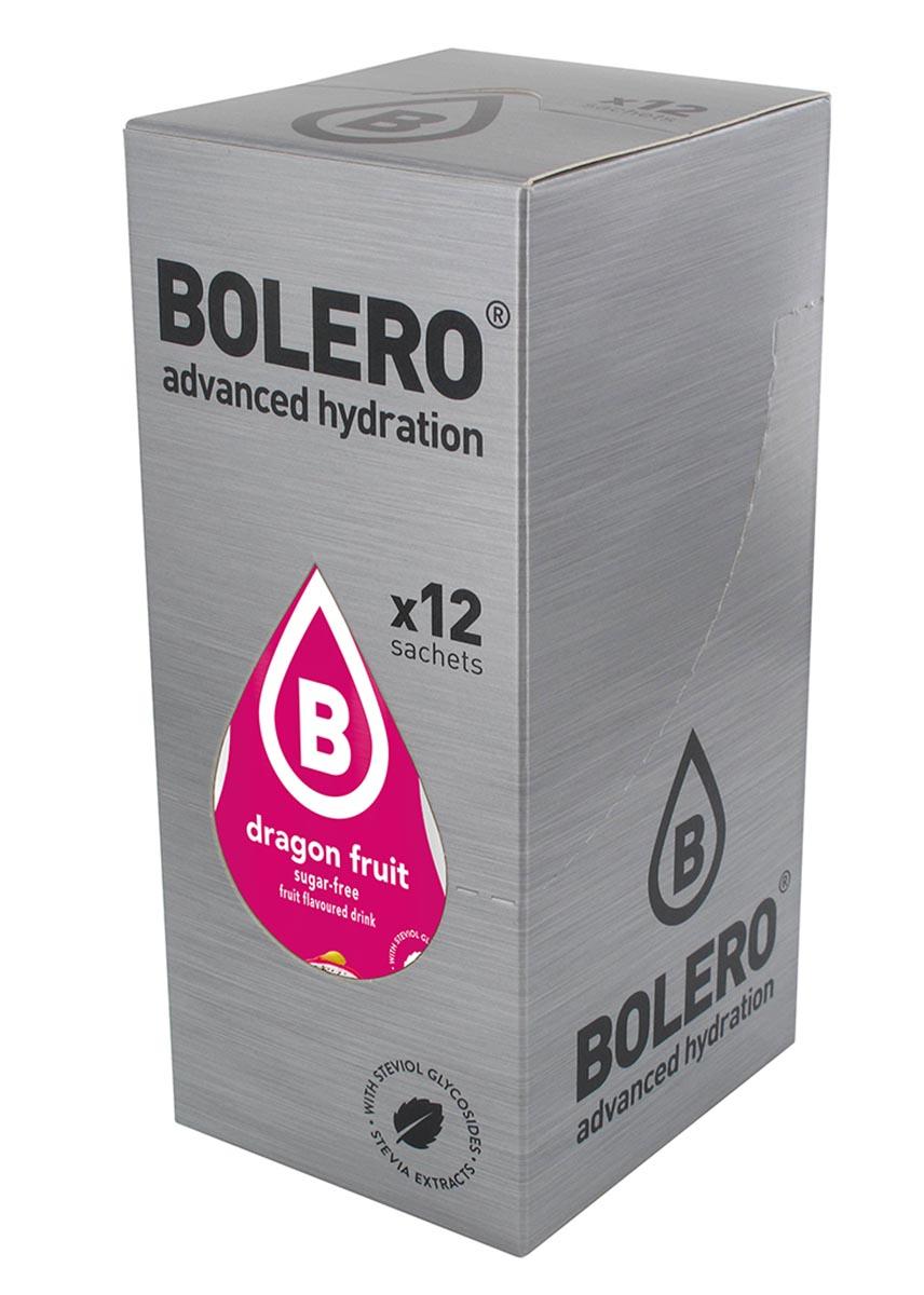 Напиток быстрорастворимый Bolero Dragon Fruit / Драконий фрукт, 9 г х 12 штЦБ-00003659Что же такое Bolero Drinks? В первую очередь это - вкусовая добавка без сахара, без глютена, без жиров и углеводов. Bolero Drinks – это мгновенные напитки, которые не содержат сахар, не содержат лактозы, не содержат консервантов, не содержат глютен, не содержат искусственных вкусовых и цветообразующих добавок!!!!!!! Каждый пакетик Bolero Drinks на Стивии весит 9 г, и его достаточно, чтобы подготовить 1,5-2 литра сока, в зависимости от вашего желания. Эти маленькие пакетики очень удобно носить с собой, и подготовка натурального напитка проста - просто добавьте в 1,5-2 литра холодной воды и размешайте. Но Bolero Drinks – это не только напитки. Это великолепное дополнение к каше, творогу и другим субстанциям. Состав: Без добавления ГМО. Не содержит Глютен, без сахара. Кислоты: лимонная кислота, яблочная кислота, мальтодекстрин; ароматические и вкусовые вещества; L-аскорбиновая кислота. Натуральные ароматизаторы и подсластители: ацесульфам К,...