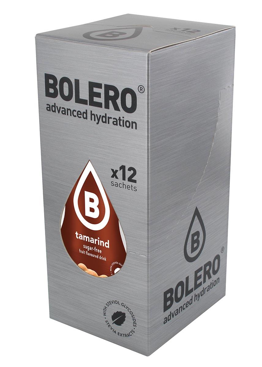 """Напиток быстрорастворимый Bolero """"Tamarind / Тамаринд"""", 9 г х 12 шт ЦБ-00003666"""