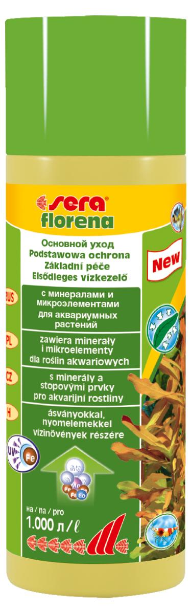 Удобрение для аквариумных растений Sera Florena, 250 мл3250Идеальный продукт по уходу за теми аквариумными растениями, которые потребляют питательные вещества в основном через листья. Водные растения очень важны для аквариумистов, так как они потребляют из воды продукты обмена веществ рыб и питательные вещества, которые вызывают бурное развитие нежелательных водорослей. sera florena обеспечивает аквариумные растения всеми необходимыми минералами и микроэлементами для здорового и пышного роста, благодаря чему растения могут выполнить эту задачу. В результате избегаются проявления недостатка веществ без излишнего обременения воды переизбытком питательных веществ. Новая улучшенная формула содержит инновационные, особенно стабильные хелатные комплексы железа, которые остаются доступны даже при ежедневном использовании УФ-стерилизаторов. Продукт не содержит ни нитратов ни фосфатов. Он безопасен для всех беспозвоночных. Комбинация sera florena и sera florenette отлично сбалансирована и оптимально соответствует всем требованиям различных...