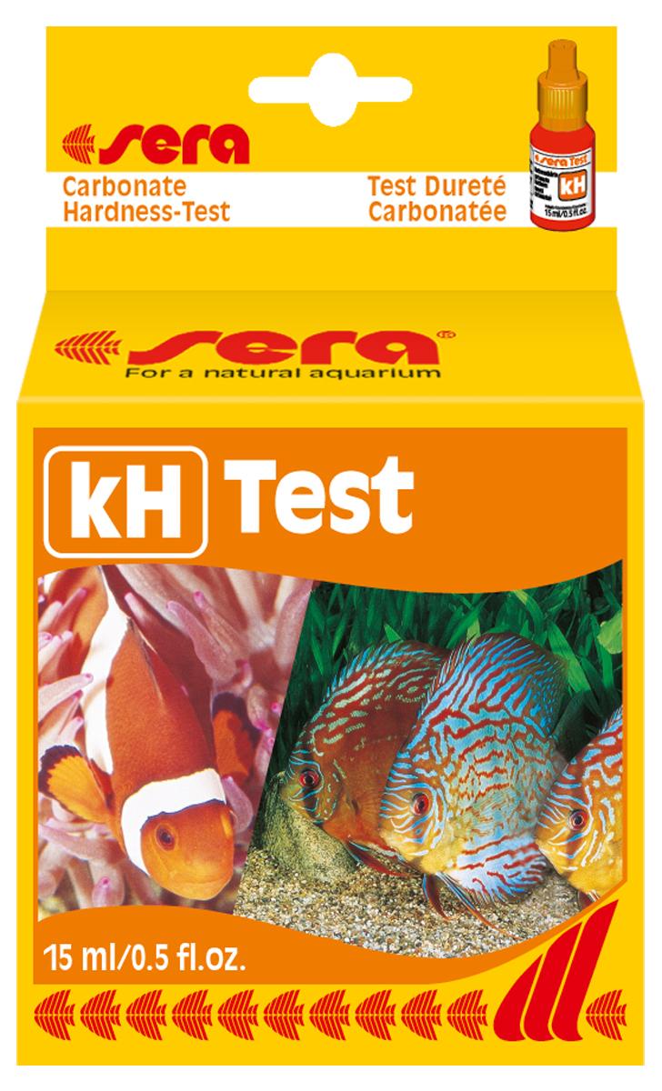 """Тест для воды Sera """"kH-Test"""", 15 мл"""