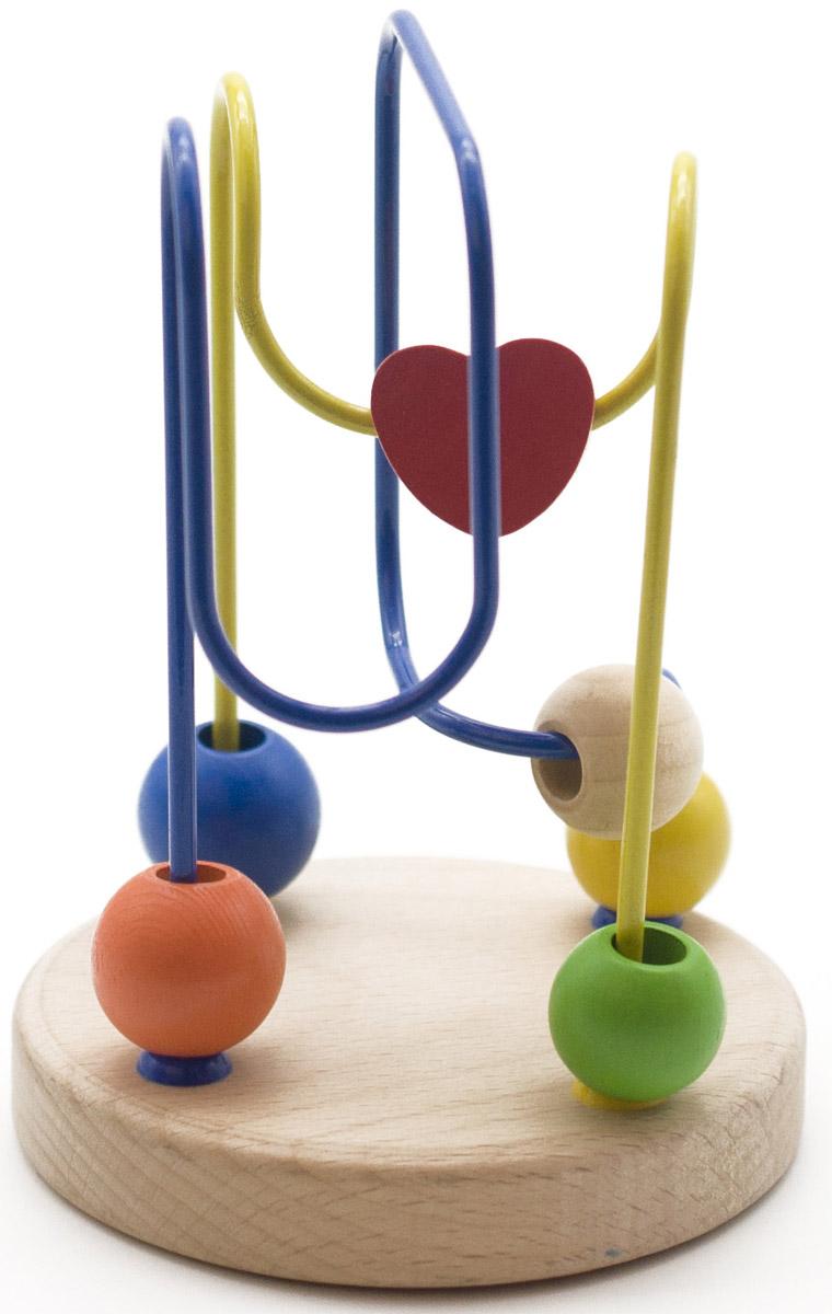 Мир деревянных игрушек Развивающая игрушка Лабиринт