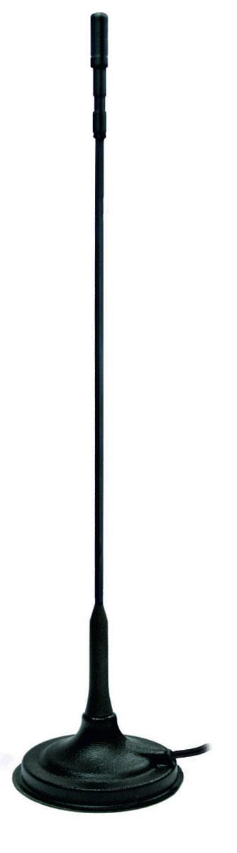 Антенна автомобильная Триада-МА 2720 CB11801Триада 2720 малогабаритная CB антенна. Предназначена для использования совместно с автомобильными радиостанциями диапазона частот 27 МГц (Си-Би). Магнитное крепление, магнит диаметром 86 мм. Автоантенны Триада 2710 и 2720 - одни из самых компактных антенн для радиостанций. Имеет навитый антенный штырь, что позволяет антенне при небольших размерах показывать отличные результаты связи! Легко ставится и снимается на металлическую крышу автомобиля. Имеет удобную подстройку КСВ, которая производится путём регулировки настроечного винта на конце штыря самостоятельно либо специалистом. Поворачивается на угол 0+- 90 градусов.