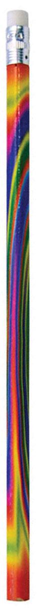 ArtSpace Набор чернографитных карандашей Радуга с ластиком 6 штPRBW_1188/ 171431Набор черно-графитных карандашей ArtSpace из натурального дерева. Предназначены для чертежных и художественных работ. Отлично подойдут для занятий графикой. Твердость НВ. Карандаш в цветной пленке, с ластиком, незаточенный. В упаковке 6 штук.