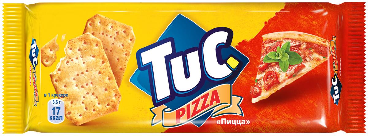 Тuc Крекер со вкусом пиццы, 100 г4020924, 4027202Tuc - это соленый крекер, созданный в Бельгии более 50 лет назад. Особенно популярен он в странах Европы, в частности во Франции, Испании, Нидерландах, Дании, Швейцарии и Италии. Выпечено, а не обжарено. Крекер Tuc нежный, рассыпчатый, хрустящий и тает во рту. Уважаемые клиенты! Обращаем ваше внимание, что полный перечень состава продукта представлен на дополнительном изображении. Упаковка может иметь несколько видов дизайна. Поставка осуществляется в зависимости от наличия на складе.