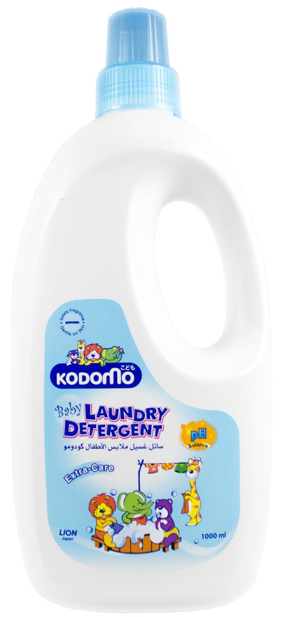 LionThailand Kodomo Жидкое средство для стирки детских вещей 1000 мл 804890