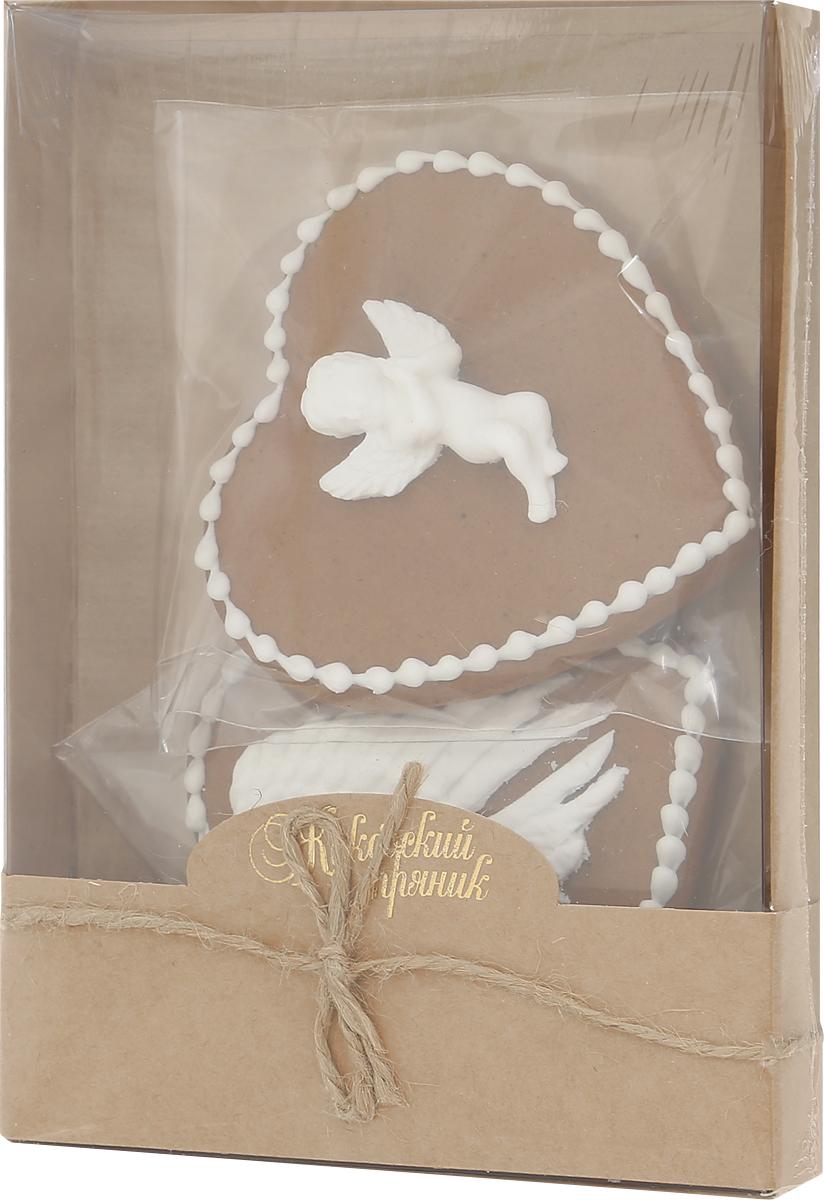 Жуковский пряник Подарочный набор Поцелуй ангела, 95 г
