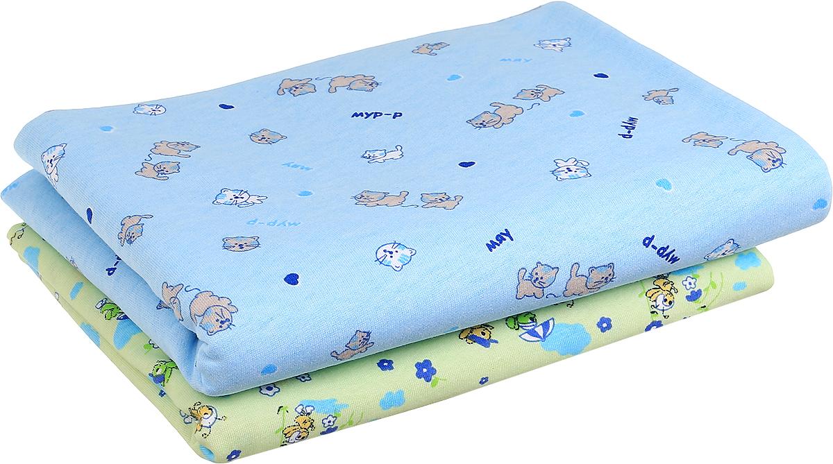 OZON.ru2110-90_голубой, зеленыйХлопковые пеленки Фреш Стайл подходят для пеленания ребенка с самого рождения. Мягкая ткань укутывает малыша с необычайной нежностью. Такая ткань прекрасно дышит, она гипоаллергенна, обладает повышенными теплоизоляционными свойствами и не теряет формы после стирки. Пеленку также можно использовать как легкое одеяло, простынку, полотенце после купания, накидку для кормления грудью. В комплект входят две пеленки. Предварительная стирка обязательна. Стрика при 40 °C, гладить при температуре не выше 150 °C, можно отжимать и сушить в стиральной машине, не отбеливать, не подвергать химчистке.