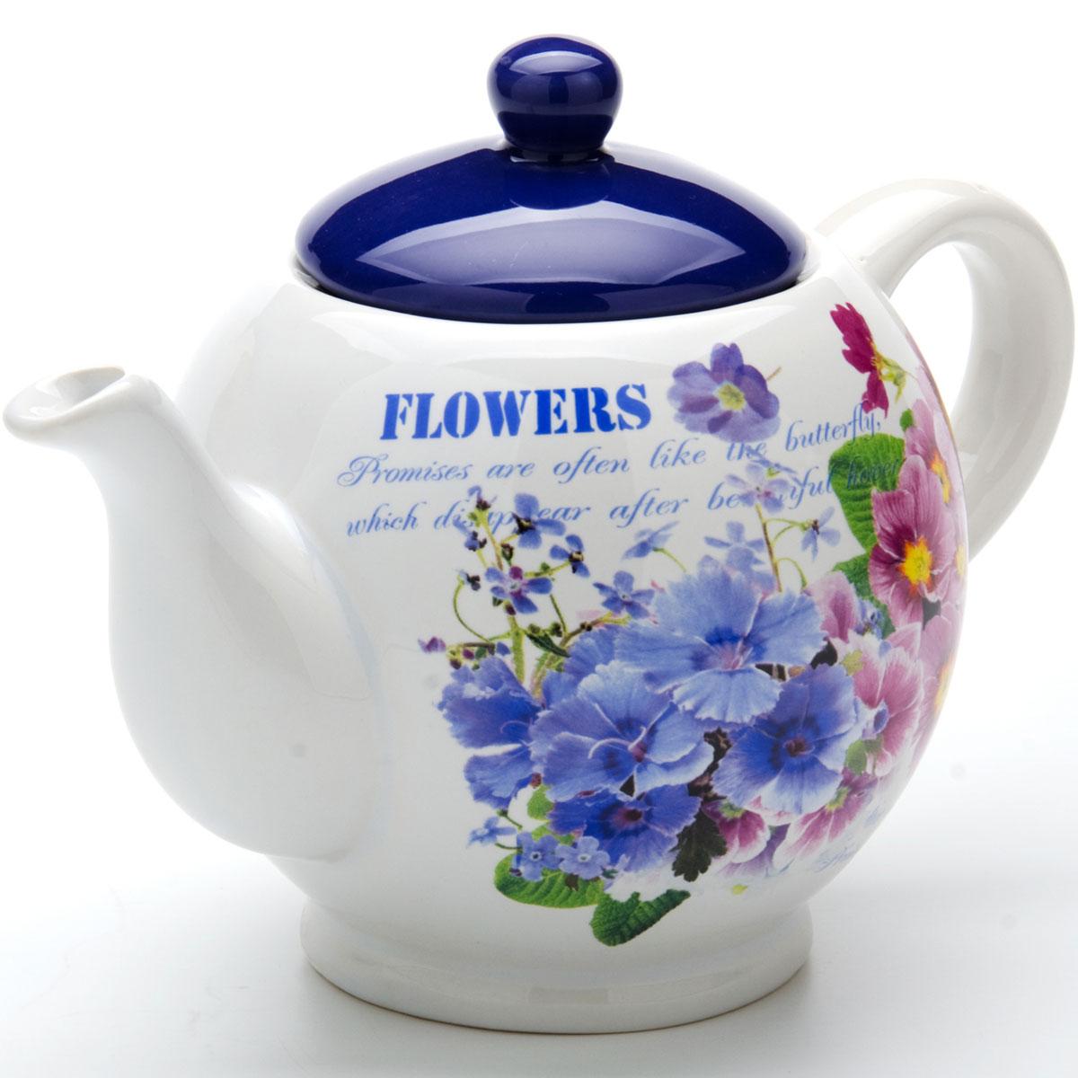 Чайник заварочный Loraine, с крышкой, 950 мл26150
