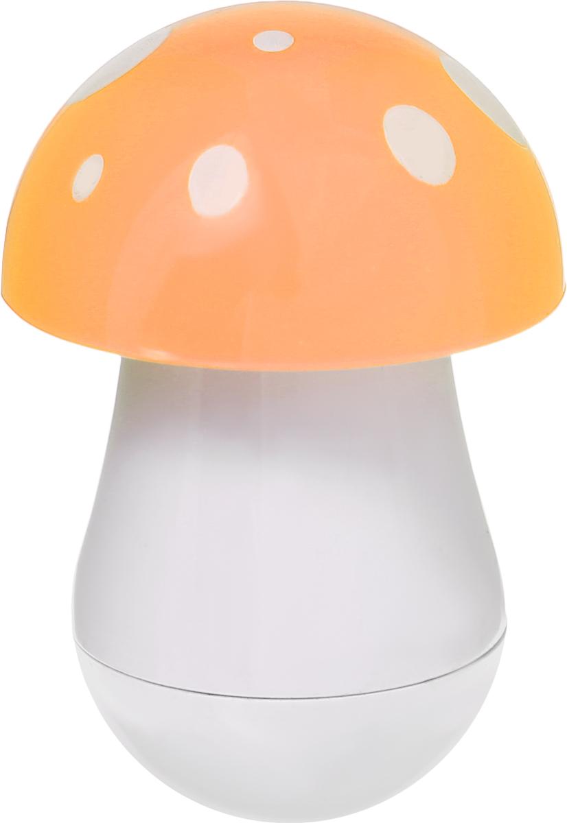 Эврика Ручка шариковая Гриб цвет шляпки оранжевый96545Миниатюрная ручка в виде яркого мухомора имеет телескопическое сложение, приятную округлую форму и удобный карманный формат. В собранном виде ручка может служить миниатюрным настольным сувениром. Стержень синего цвета, несменяемый. Такая ручка станет отличным подарком и незаменимым аксессуаром, она удивит и порадует любителей необычной канцелярии.