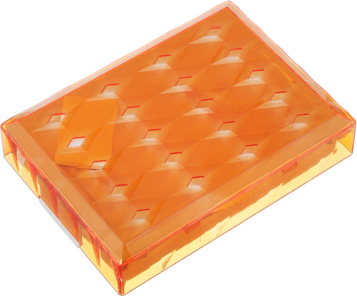 Ароматизатор автомобильный Koto Crystal. Sparkling Mango, 100 гFSH-2554Автомобильный ароматизатор Koto Crystal. Sparkling Mango эффективно устраняет неприятные запахи и придает легкий приятный аромат. Современная высокоэффективная основа - масляный гель, обеспечивает длительный срок службы и устойчивость к перепадам температуры окружающей среды. Сочетание формулы геля с парфюмами наилучшего качества обеспечивает устойчивый запах. Кроме того, ароматизатор обладает элегантным дизайном, поэтому будет гармонично смотреться в салоне любого автомобиля. Благодаря удобной конструкции, его можно установить в любое место, например, на панель, под сиденье или в двери. Крепится ароматизатор с помощью двусторонней наклейки (входит в комплект). Ароматизатор имеет продолжительный срок службы - до 60 дней. Его можно использовать не только в автомобиле, но и в домашних условиях. Вес: 100 г.