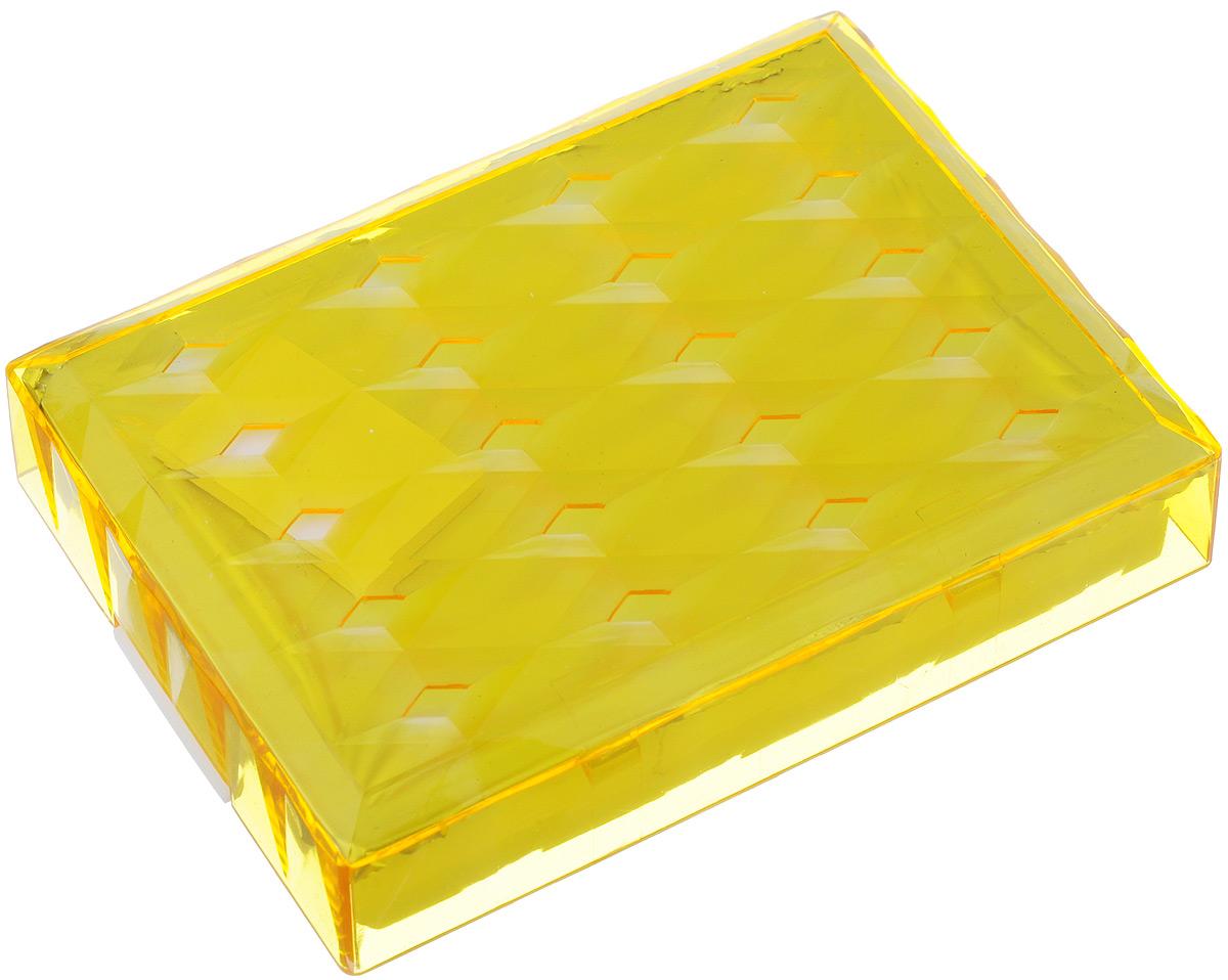 Ароматизатор автомобильный Koto Crystal. Breeze Melon, 100 гFSH-2552Автомобильный ароматизатор Koto Crystal. Breeze Melon эффективно устраняет неприятные запахи и придает легкий приятный аромат. Современная высокоэффективная основа - масляный гель, обеспечивает длительный срок службы и устойчивость к перепадам температуры окружающей среды. Сочетание формулы геля с парфюмами наилучшего качества обеспечивает устойчивый запах. Кроме того, ароматизатор обладает элегантным дизайном, поэтому будет гармонично смотреться в салоне любого автомобиля. Благодаря удобной конструкции, его можно установить в любое место, например, на панель, под сиденье или в двери. Крепится ароматизатор с помощью двусторонней наклейки (входит в комплект). Ароматизатор имеет продолжительный срок службы - до 60 дней. Его можно использовать не только в автомобиле, но и в домашних условиях. Вес: 100 г.