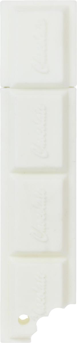 Эврика Ручка шариковая Шоколад91990Оригинальная шариковая ручка Эврика выполнена из полимера в виде откусанной плитки белого шоколада. Такая ручка станет отличным подарком и незаменимым аксессуаром, она несомненно, удивит и порадует получателя.