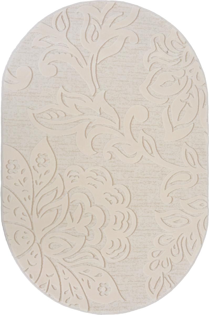 Ковер ART Carpets Лавина, овальный, 120 х 180 см203420130212182539Ковер ART Carpets Лавина изготовлен из акрила. Структура волокна гладкая, поэтому грязь не будет въедаться и скапливаться на ворсе. Практичный и износоустойчивый ворс не истирается и не накапливает статическое электричество. Ковер обладает хорошими показателями теплостойкости и шумоизоляции. Оригинальный рисунок позволит гармонично оформить интерьер комнаты, гостиной или прихожей. За счет невысокого ворса ковер легко чистить. При надлежащем уходе ковер прослужит долго, не утратив ни яркости узора, ни блеска ворса, ни упругости. Самый простой способ избавить изделие от грязи - пропылесосить его с обеих сторон (лицевой и изнаночной). Хранить рекомендуется в свернутом рулоном виде.