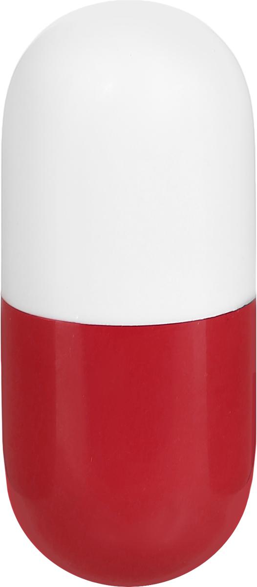 Эврика Ручка шариковая Пилюля неваляшка цвет корпуса красный белый92380Миниатюрная ручка в виде пилюли имеет приятную округлую форму и удобный карманный формат. Стержень синего цвета не подлежит замене. Корпус ручки содержит специальным образом расположенный груз, который делает из обычной ручки игрушку-неваляшку. Симпатичный сувенир для медицинских работников и просто любителей необычной канцелярии.