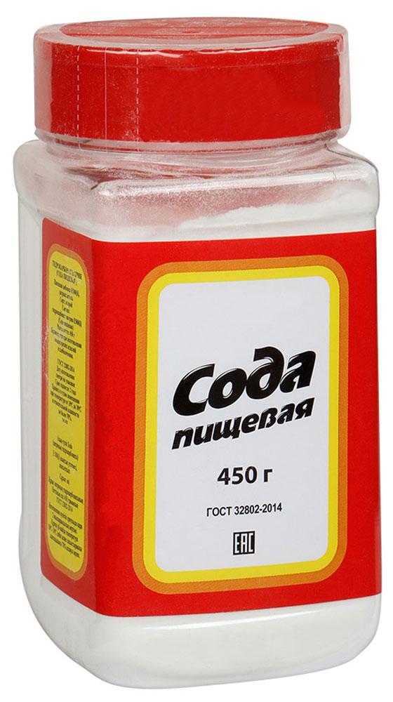 Salina сода пищевая, 450 г