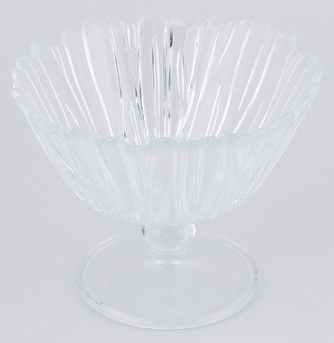 Ваза для конфет Pasabahce Aurora, высота 10,7 см95833BВаза для конфет Pasabahce Aurora изготовлена из прочного натрий-кальций-силикатного стекла. С внешней стороны изделие декорировано изысканным рельефом. Можно мыть в посудомоечной машине и использовать в микроволновой печи. Диаметр вазы (по верхнему краю): 14 см. Высота вазы: 10,7 см.