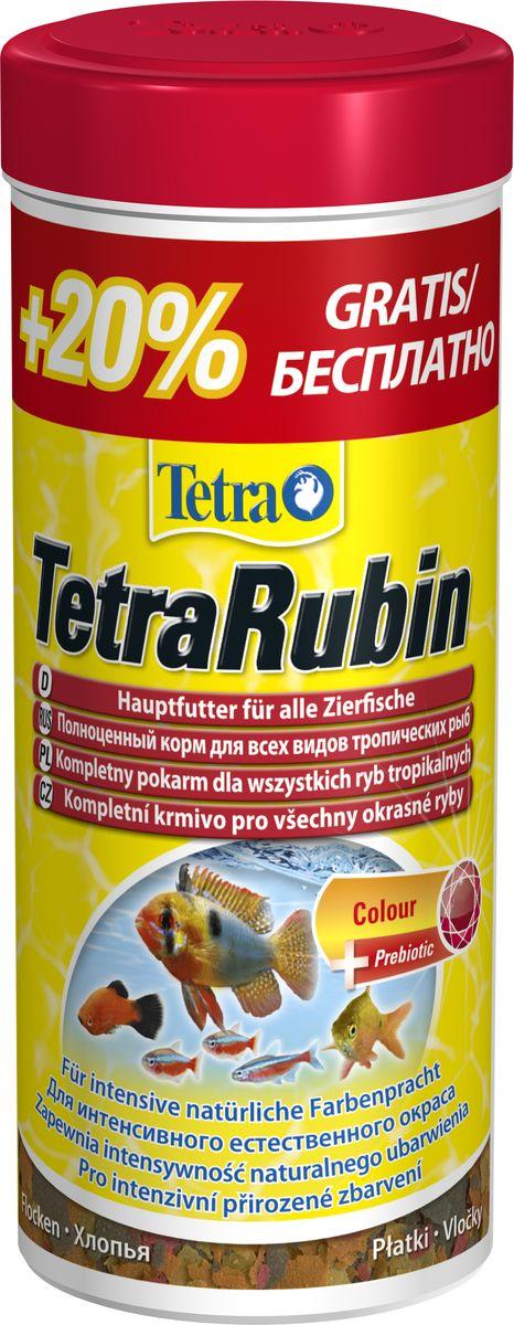 Корм Tetra TetraRubin, для улучшения окраса всех видов рыб, хлопья, 300 мл767362АTetraRubin – Корм в виде хлопьев с натуральными добавками для усиления естественной окраски рыб. содержит специально отобранное натуральное сырье без использования гормональных элементов, что придает яркость естественной окраске рыб результат кормления заметен уже через 2 недели содержит полноценный сбалансированный комплекс витаминов, питательных веществ и микроэлементов содержание стабилизированного витамина С обеспечивает повышенную устойчивость организма рыбы к болезням, ускоряет рост и устраняет симптомы болезней, связанных с недоеданием рыб с содержанием натуральных усилителей естественной окраски рыб.