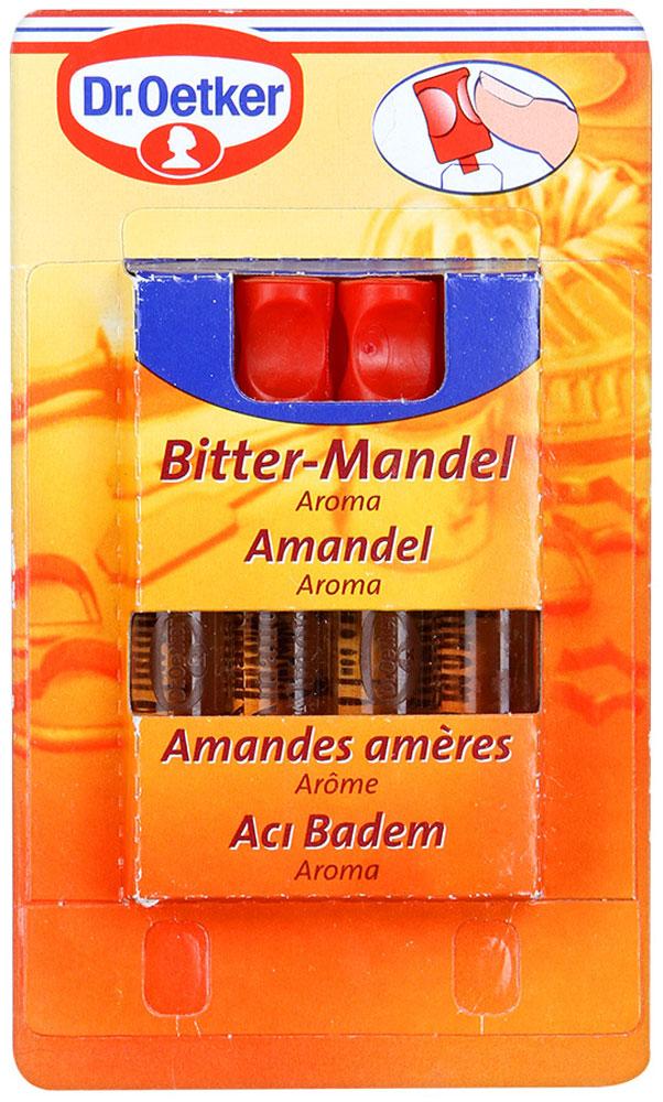 Dr.Oetker ароматизатор миндаль, 4 шт по 2 мл1-01-141800Ароматизатор Dr.Oetker идеально подходит для придания аромата выпечке и десертам.