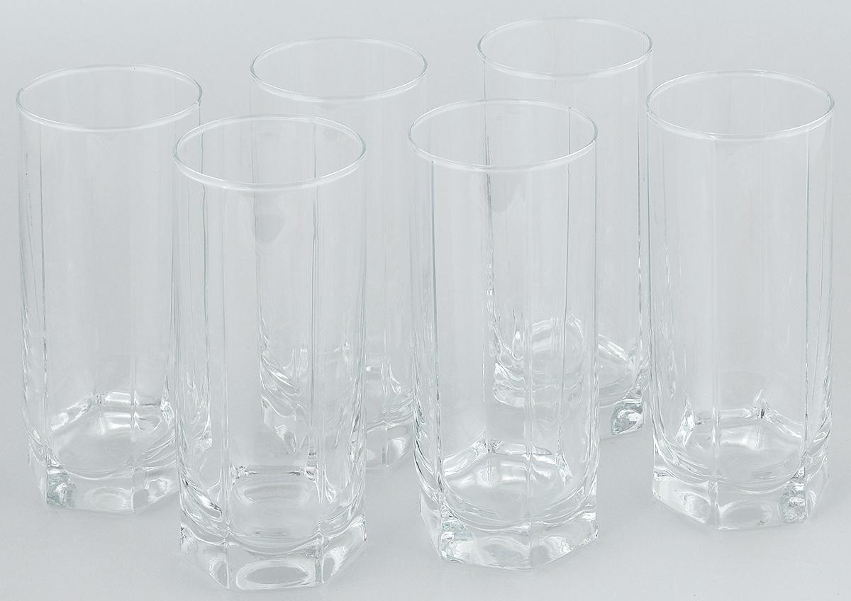 Набор стаканов Pasabahce Tango, 440 мл 6 шт42949BНабор стаканов Tango6 шт V=440 мл h=150мм (пиво)