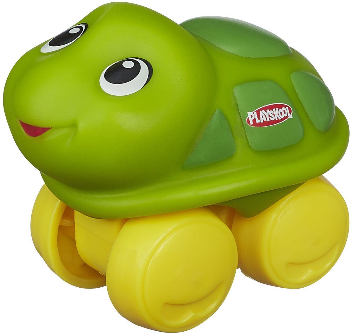 Playskool Развивающая игрушка Веселые Мини-животные ЧерепашкаA7391Популярные Веселые Животные теперь в размере мини для еще большего веселья Вашего ребенка.9М+