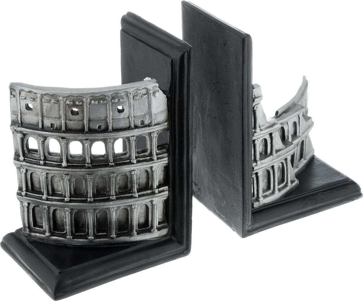 Подставка-ограничитель для книг Magic Home Колизей, 23,2 х 8,7 х 16,5 см44403