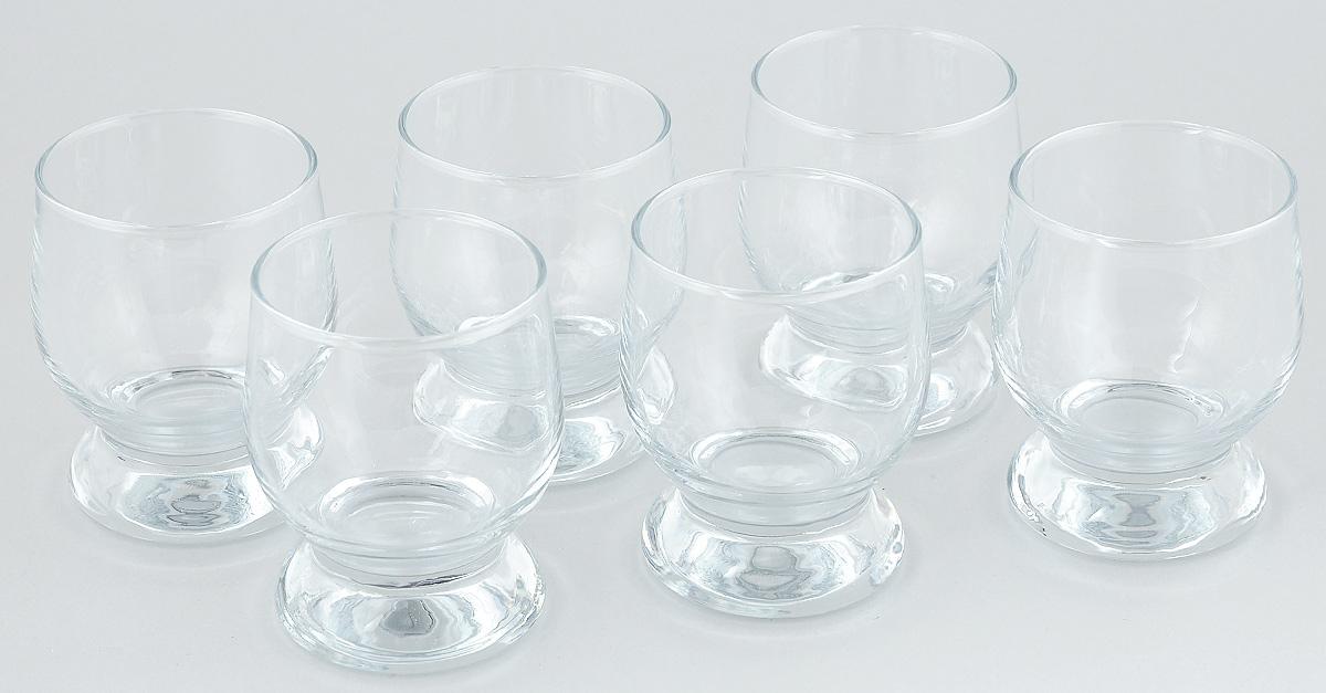 Набор стопок Pasabahce Aquatic, 60 мл, 6 шт41971BНабор Pasabahce Aquatic, выполненный из закаленного натрий-кальций-силикатного стекла, состоит из шести стопок. Изделия прекрасно подойдут для подачи крепких алкогольных напитков. Набор стопок Pasabahce Aquatic украсит ваш стол и станет отличным подарком к любому празднику. Можно мыть в посудомоечной машине. Диаметр стопки (по верхнему краю): 4,5 см. Высота стопки: 7 см.