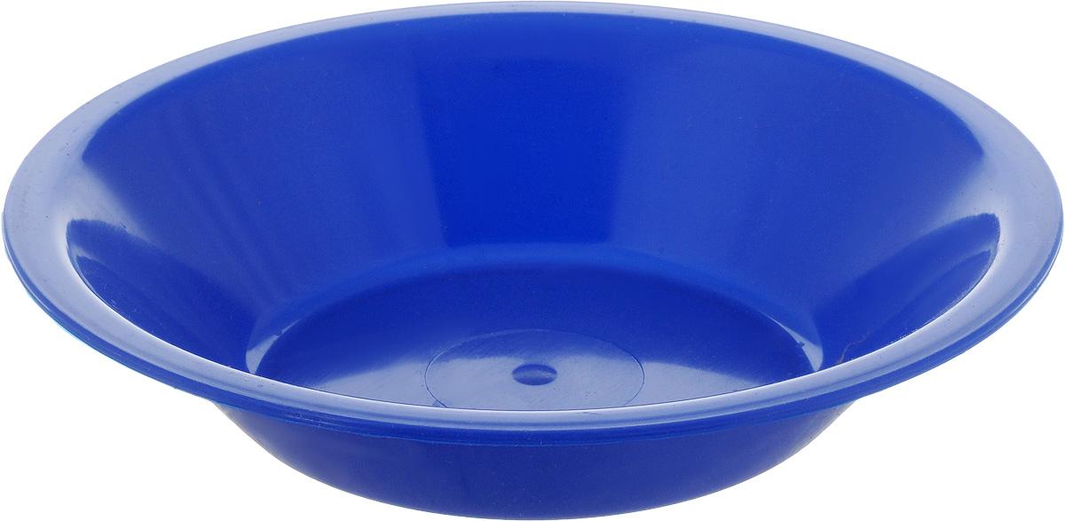 Тарелка глубокая Gotoff, цвет: синий, диаметр 18,5 смWTC-802Глубокая тарелка Gotoff изготовлена из цветного пищевого пластика и предназначена для холодной и горячей пищи. Выдерживает температурный режим в пределах от - 25 до + 110° C. Посуду из полипропилена можно использовать в микроволновой печи, но необходимо, чтобы нагрев не превышал максимально допустимую температуру. Удобная, легкая и практичная посуда для пикника и дачи поможет сервировать стол без хлопот! Диаметр тарелки (по верхнему краю): 18,5 см. Высота тарелки: 3,9 см.