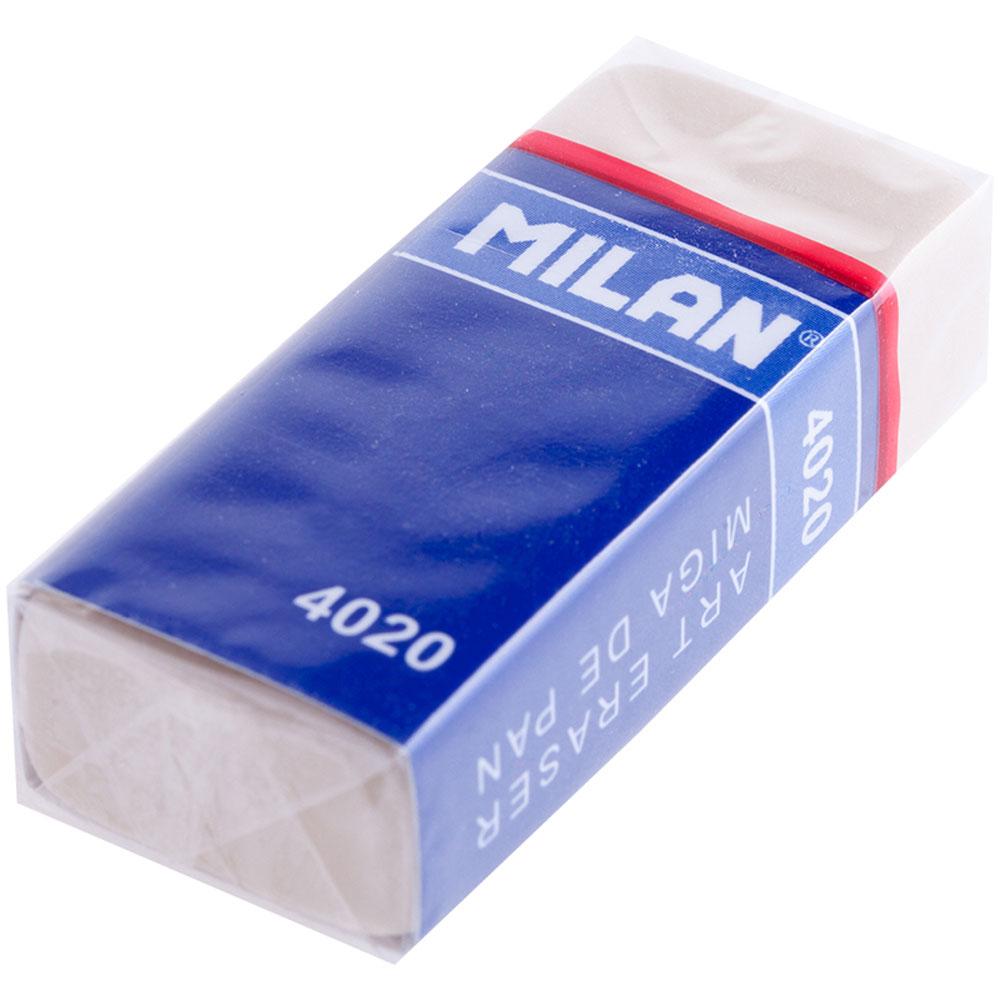 Milan Ластик 4020CMM4020Классический ластик Milan выполнен из натурального каучука с держателем. Ластик обладает мягкой структурой.