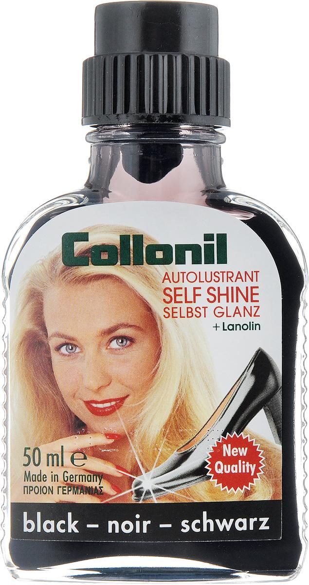 """Жидкость для обуви Collonil """"Selbst Glanz"""", цвет: черный, 50 мл 5282 751"""