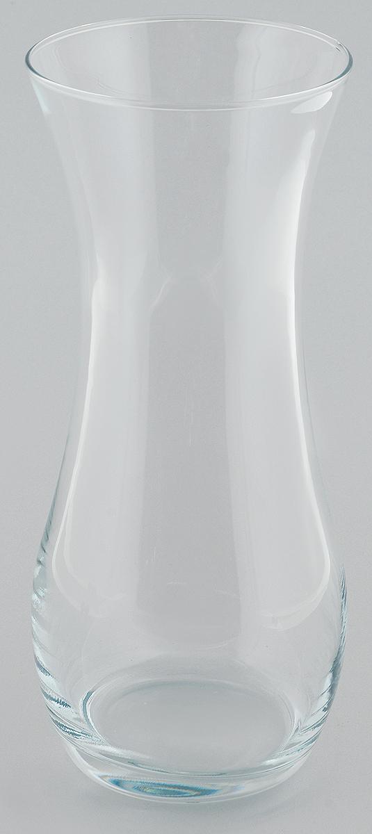Ваза Pasabahce Flora, высота 25,5 см. 43737B43737BДекоративная ваза Pasabahce Flora выполнена из высококачественного прозрачного стекла. Изделие придется по вкусу и ценителям классики, и тем, кто предпочитает утонченность и изящность. Вы можете поставить вазу в любом месте, где она будет удачно смотреться и радовать глаз. Такая ваза подойдет для декора интерьера. Кроме того - это отличный вариант подарка для ваших близких и друзей. Высота вазы: 25,5 см.