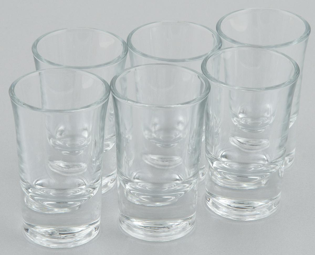 Набор стопок Pasabahce Boston Shots, 40 мл, 6 шт52174/Набор Pasabahce Boston Shots состоит из 6 стопок, выполненных из закаленного натрий- кальций-силикатного стекла. Изделия прекрасно подойдут для подачи крепких алкогольных напитков. Набор стопок Pasabahce Boston Shots украсит ваш стол и станет отличным подарком к любому празднику.