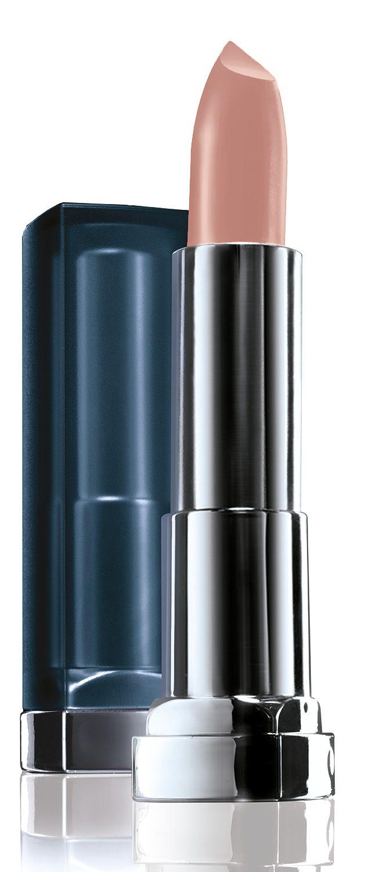 Maybelline New York Увлажняющая помада для губ Color Sensational Матовое Обнажение, Оттенок 982, Персиковый Мусс, 4,4 гB2865201Новая трендовая коллекция матовых оттенков помад Color Sensational! Содержат матовые пигменты, которые обеспечивают чистый глубокий цвет на губах с пудровым матовым финишем. Кремовая текстура помад, обогащенная увлажняющими ингредиентами, наносится гладким слоем и не пересушивает губы.