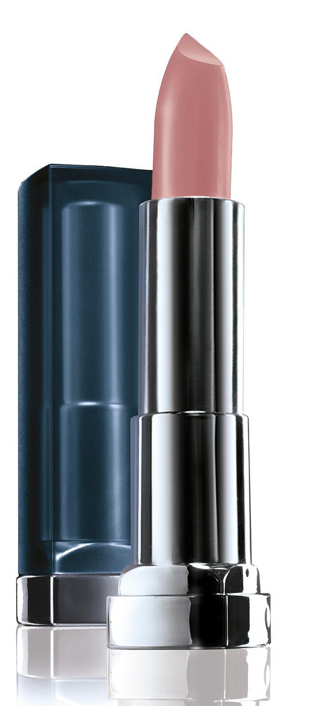Maybelline New York Увлажняющая помада для губ Color Sensational Матовое Обнажение, Оттенок 987, Чайная Роза, 4,4 гB2865701Новая трендовая коллекция матовых оттенков помад Color Sensational! Содержат матовые пигменты, которые обеспечивают чистый глубокий цвет на губах с пудровым матовым финишем. Кремовая текстура помад, обогащенная увлажняющими ингредиентами, наносится гладким слоем и не пересушивает губы.