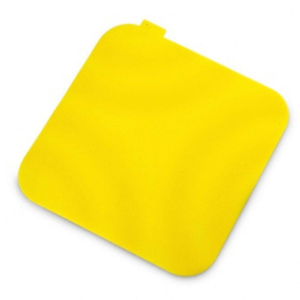 Подставка под горячее MoulinVilla, цвет: желтый, SIL-1SIL-1YПодставка под горячее силикон желтая