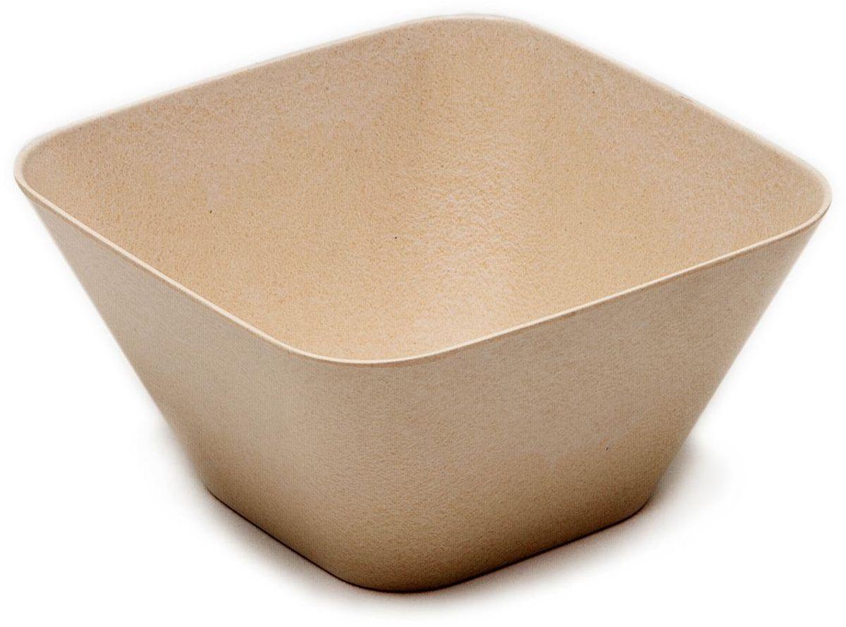 Миска MoulinVilla, цвет: белый, 14,5 х 14,5 х 7,5 см посуда