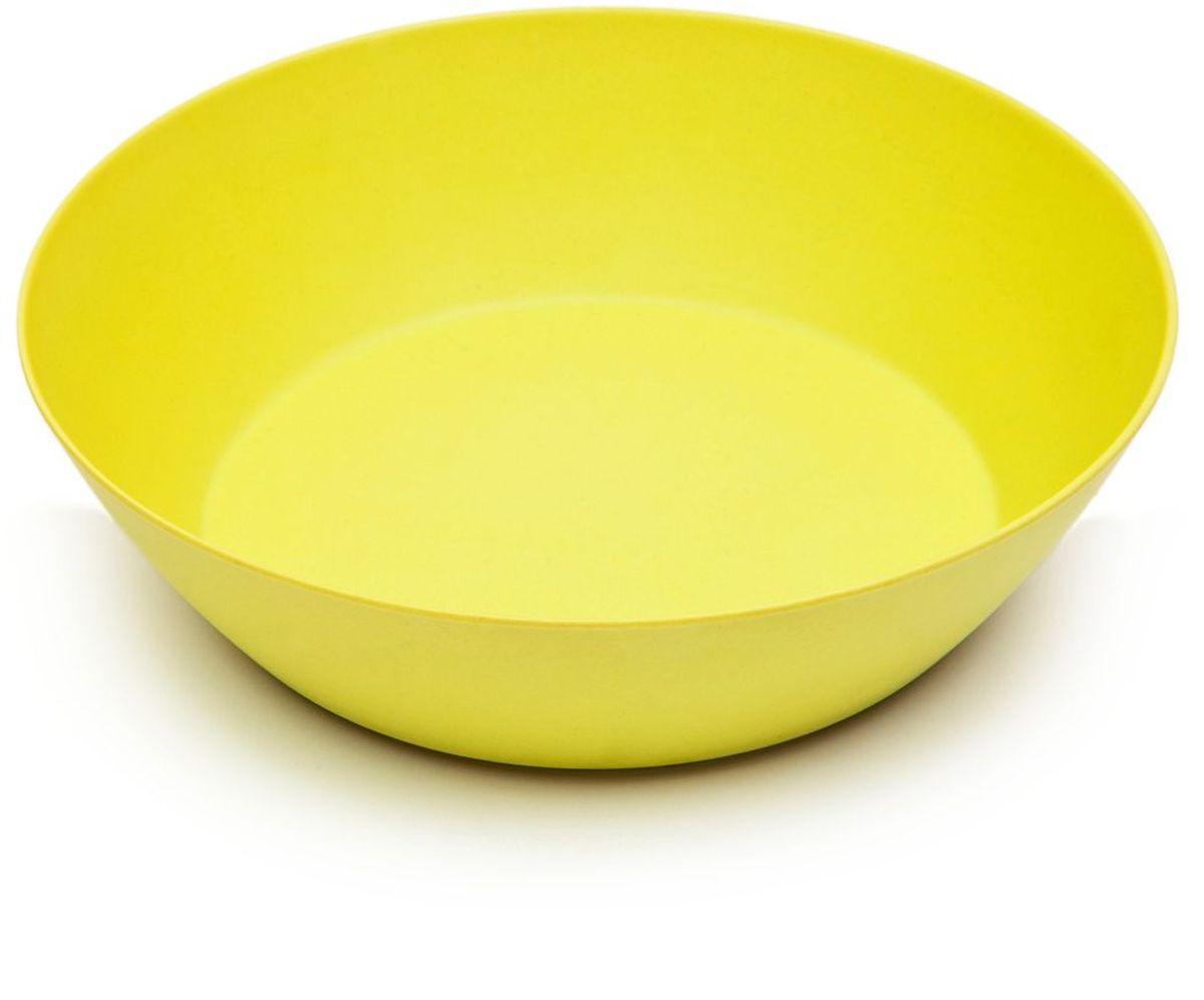 Миска MoulinVilla, цвет: зеленый, диаметр 20 смTSF-07-GПосуда из инновационного материала компании Moulinvilla. Продукт сделан из экологически чистой бамбуковой фибры. Посуда обладает естественными, антибактериальными свойствами. Диапазон температур: от -20 до +120 С. Можно мыть в посудомоечной машине в щадящ