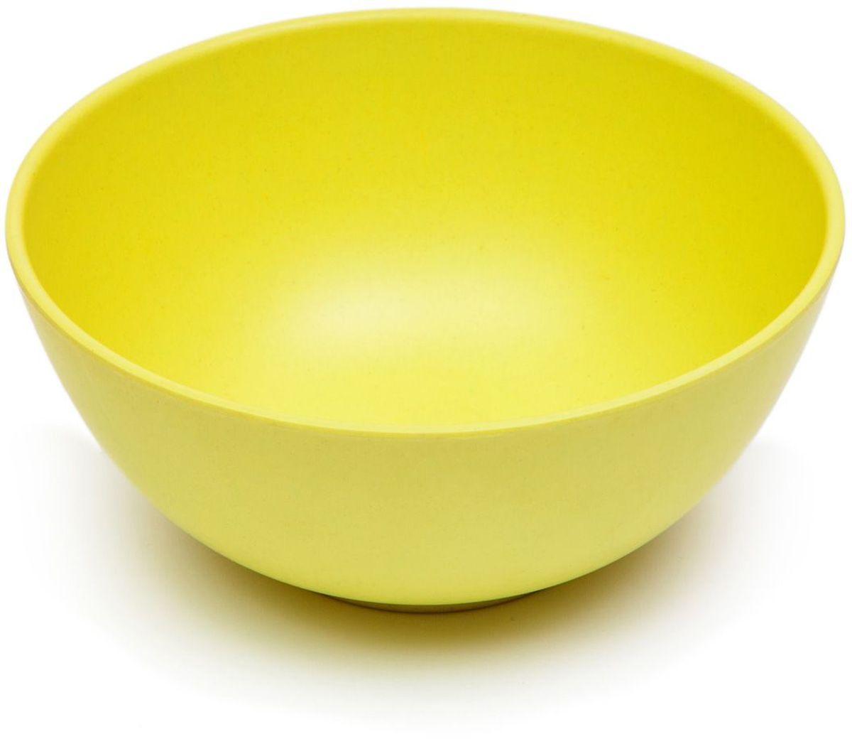 Тарелка глубокая MOULINvilla, цвет: желтый, диаметр 14,7 смTSF-12-GМиска глубокая MOULINvilla изготовлена из природного бамбука, очищенного от вредных примесей. Для окраски используются натуральные пищевые красители. Бамбук, сам по себе, является природным антисептиком. Эта уникальная особенность посуды гарантирует безопасность при эксплуатации и хранении различных видов пищевой продукции. Можно мыть в посудомоечной машине. Можно использовать в СВЧ печах на короткое время.