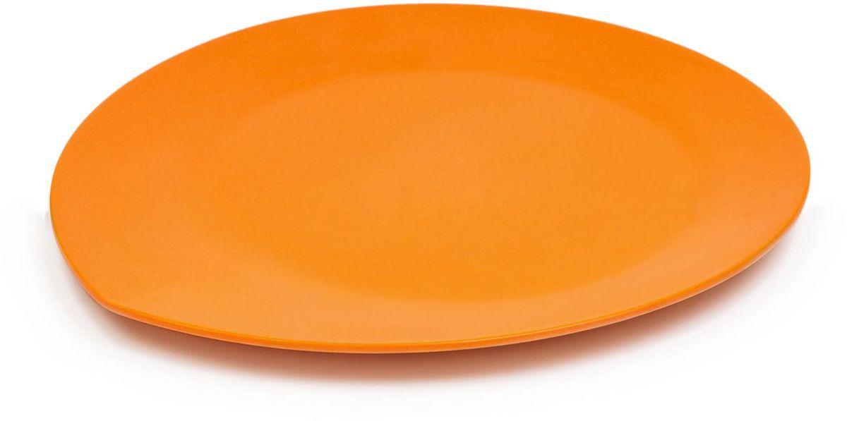 Блюдо MoulinVilla, цвет: оранжевый, 28,3 х 25,7 х 1,9 смTSF-14-OПосуда из инновационного материала компании Moulinvilla. Продукт сделан из экологически чистой бамбуковой фибры. Посуда обладает естественными, антибактериальными свойствами. Диапазон температур: от -20 до +120 С. Можно мыть в посудомоечной машине в щадящ
