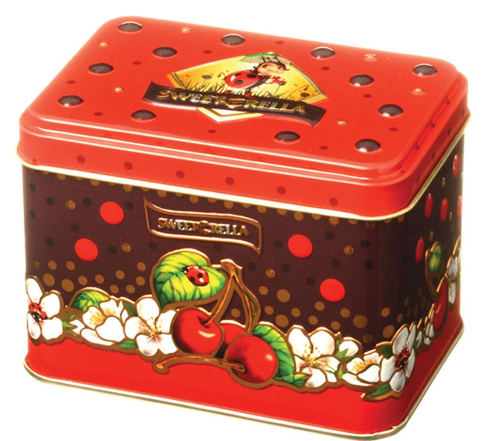 Sweeterella вишневый мармелад мармеладное сердце, 220 г