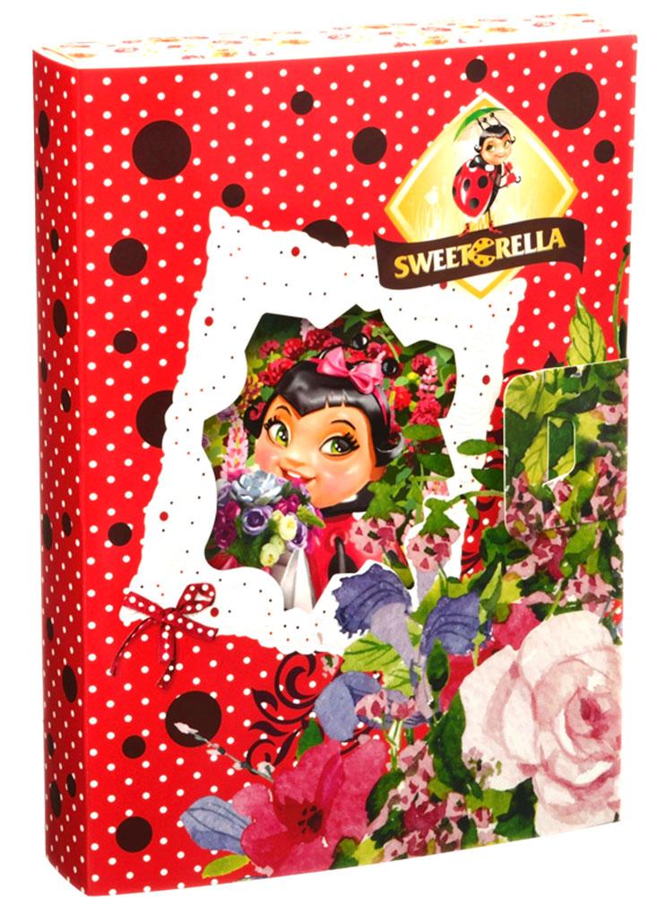 Sweeterella набор шоколадных конфет открытка, 165 гиба047Открытка с ярким весенним цветочным дизайном и вкуснейшими шоколадными конфетами станет идеальным подарком для каждой девушки! Набор шоколадных конфет: - из темного шоколада с начинкой Клубника-киви; - шоколадные конфеты из молочного шоколада с начинкой Шоколадно-ореховая. Уважаемые клиенты! Обращаем ваше внимание, что полный перечень состава продукта представлен на дополнительном изображении.