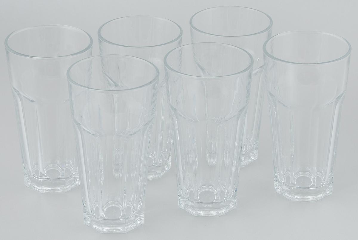 Набор стаканов Pasabahce Casablanca, 365 мл, 6 шт52706BTНабор Pasabahce Casablanca состоит из шести стаканов, выполненных из высококачественного стекла. Изделия оснащены многогранной рельефной поверхностью. Такие стаканы подойдут для подачи виски, сока и других напитков со льдом. Стаканы сочетают в себе элегантный дизайн и функциональность. Набор стаканов Pasabahce Casablanca идеально подойдет для сервировки стола и станет отличным подарком к любому празднику. Высота стакана: 14,5 см. Диаметр стакана: 8 см.