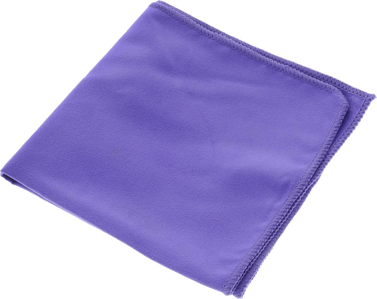 "Салфетка для ухода за плазмой, LCD и TFT экранами ""Magic Power"", цвет: фиолетовый, 35 х 40 см MP-504_фиолетовый"