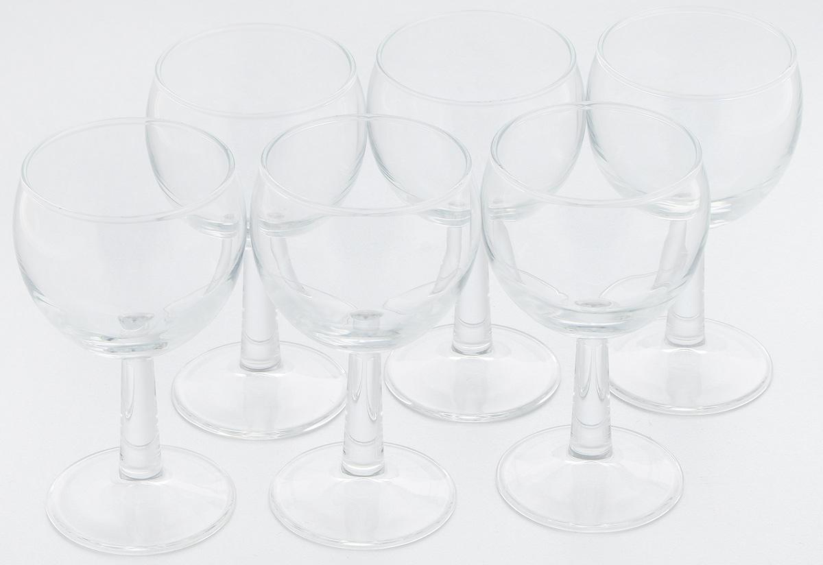 Набор бокалов для белого вина Pasabahce Banquet, 155 мл, 6 шт44425BНабор Pasabahce Banquet состоит из шести бокалов, выполненных из прочного натрий-кальций-силикатного стекла. Бокалы, предназначенные для подачи белого вина, сочетают в себе элегантный дизайн и функциональность. Набор бокалов Pasabahce Banquet прекрасно оформит праздничный стол и создаст приятную атмосферу за романтическим ужином. Такой набор также станет хорошим подарком к любому случаю. Высота бокала: 12 см.
