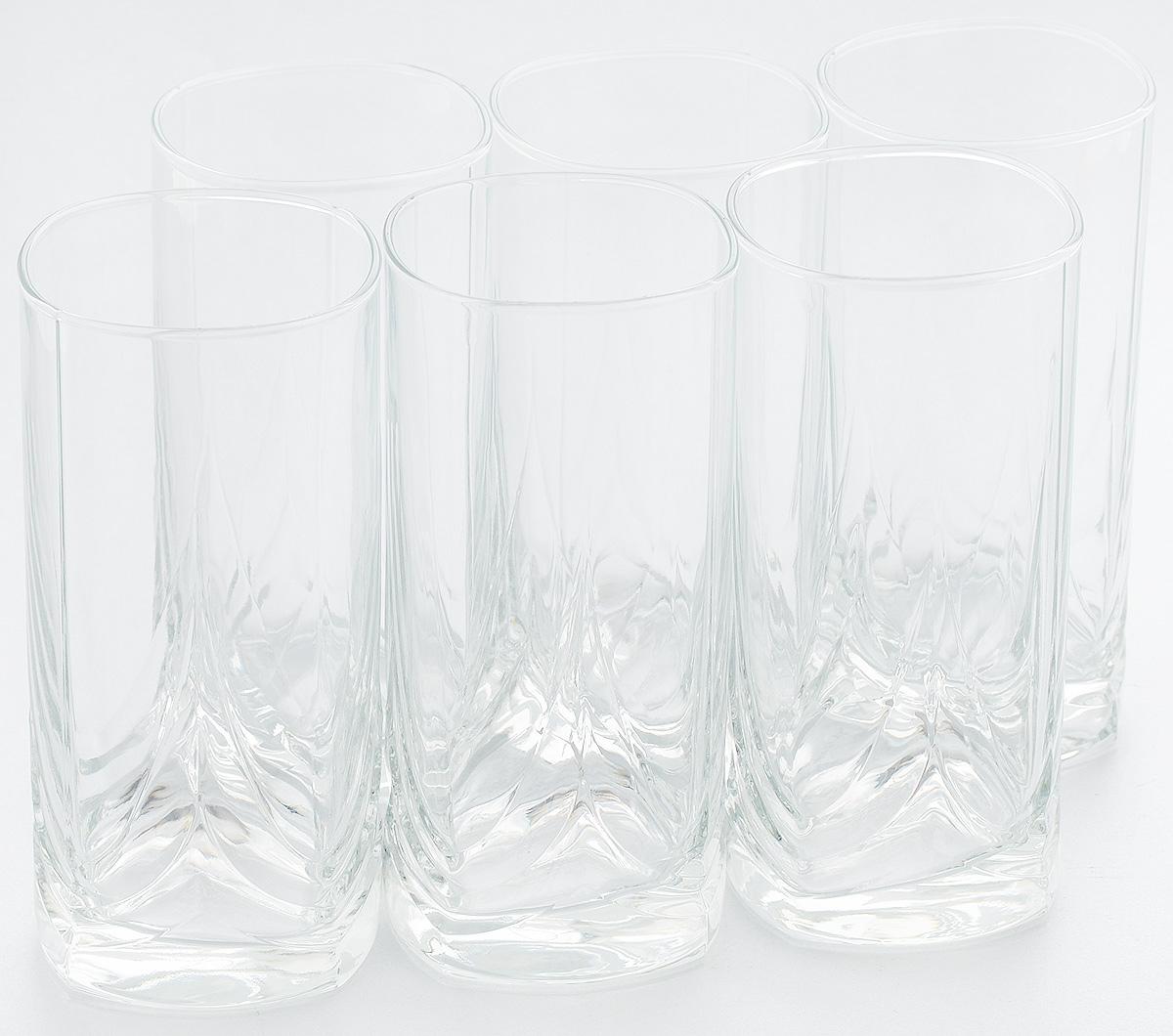 Набор стаканов для коктейлей Pasabahce Triumph, 300 мл, 6 шт41630/Набор стаканов для коктейля 6 шт V=300 мл