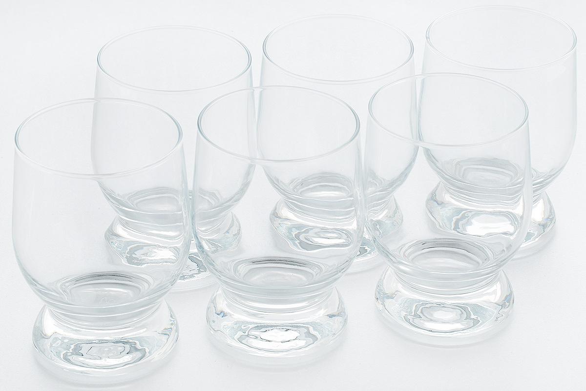 Набор стаканов Pasabahce Aquatic, 310 мл, 6 шт42975BНабор Pasabahce состоит из шести стаканов, выполненных из натрий-кальций-силикатного стекла. Изделия предназначены для подачи сока, воды, компота и других напитков. Такие стаканы станут идеальным украшением праздничного стола и отличным подарком к любому празднику.